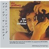 Stu Goldberg - Eye of the Beholder (2010) digipak cd - brand new and sealed