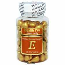 Royal Jelly & Vitamin E Skin Oil, 90 Capsule, FREE SHIP