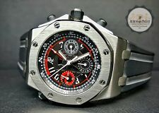 Audemars Piguet Royal Oak Offshore Alinghi Polaris Stainless Steel Chronograph