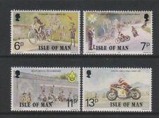 Île de Man - 1977, Lié Anniversaires Ensemble - MNH - Sg 99/102