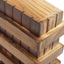 Fine Magic Box Chinese Vintage Classic Brain Magic Trick Wooden Puzzle Box YA9C