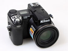 Nikon CoolPix 5700 5.0 MegaPixel 8x Zoom Digital Camera For Parts or Repair ONLY