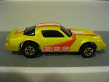 Hot Wheels 2007 40 Yrs. of HWS Since 68 Anniv Camaro Z28 Yellow +3 1/64 Loose