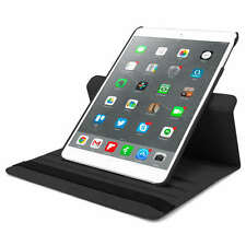 FUNDA TABLET PARA IPAD MINI 2 GIRATORIA 360º COLOR NEGRO