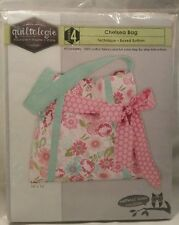 "Quiltologie Chelsea Bag Kit - 14""X16"" Lesson 4"