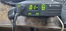 Motorola MOTOTRBO XPR 4350 Two Way Radio AAM27JNC9LA1AN w/ Mic and Bracket incl.