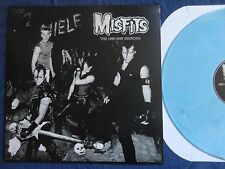 "The Misfits LP ""1980 MSP Sessions"" imp. LP LTD BLUE VINYL (Danzig,Samhain,Punk)"