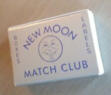 Matchbox New Moon Match Club RMS Convention Crowne Plaza Enfield Connecticut CT