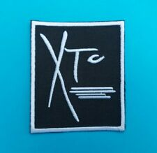XTC Plans For Nigel Sew / Iron On Patch (a) Punk Rock Heavy Metal Music Badge