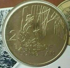 A 2016 25 CENT GOLDEN UNC QUARTER AUSTRALIAN COIN ROYAL AUSTRALIAN MINT RELEASE