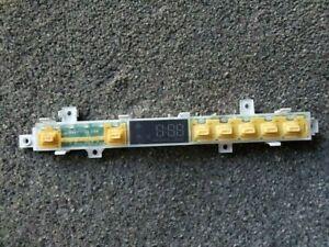 CLEAN Maytag Steam Clean Dishwasher Touch CONTROL Board W10562079