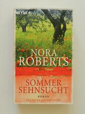 Nora Roberts Sommersehnsucht Roman Heyne Taschenbuch