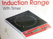 Avantco Induction Range / Cooker 120 Volt Countertop Commercial Restaurant Home