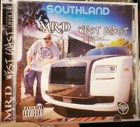 MR.D WEST COAST OFFICIAL CD WESTCOAST, G FUNK,CHICANO RAP SOUTHLAND 2019 NEW