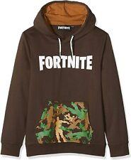 Fortnite Boy's Sudadera Con Capucha Brush Fleece Fortnite Hoodie