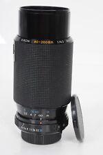 Kiron 80-200mm f4.5 Macro Lens 80-200/4.5 Minolta MD                        #265