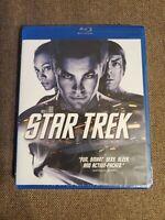 Star Trek (Blu-ray Disc, 2010) NEW