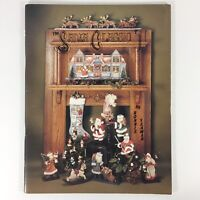 Santa Classic decorative tole painting pattern book Christmas Bonnie Seaman