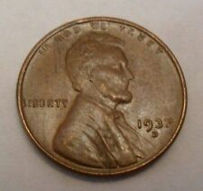1937 D Lincoln Wheat Cent / Penny  *GOOD OR BETTER*  **FREE SHIPPING**