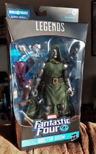 Hasbro Marvel Legends Fantastic Four Doctor Doom, MIB, 100% Complete