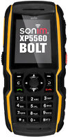 Sonim XP5560 Bolt Ultra Rugged Phone Water Resistant W/Micro SD Slot & Soft Keys