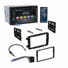 Planet Audio Car Radio Stereo Dash Kit Harness for 2001-04 Mercedes C-Class