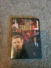 Year of the Dragon (DVD, 2005) Mickey Rourke, Works