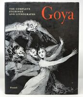 Perez Sanchez & Gallego - Goya: The Complete Etchings and Lithographs - 1st 1st