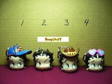 BETTY BOOP KEY CHAIN COWGIRL DESIGN # 3  (RETIRED ITEM)