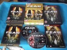 FEAR GOLD EDITION PC-DVD V.G.C. FAST POST (  fear & extraction point expansion )