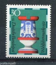 ALLEMAGNE FEDERALE, 1972, timbre 593, ECHECS, TOUR, neuf**