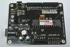 Nano Basic shield compatibile microcontrollore Arduino PCB TIMBRO Pic robotica UNO