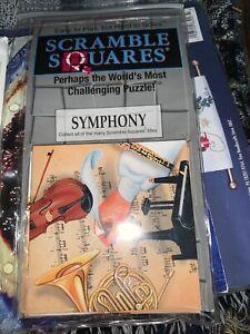 Scramble Squares Symphony Educational Puzzle 9 Square, b.Dazzle