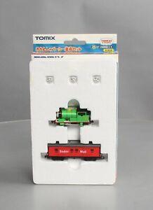 Tomix 93808 N Scale Thomas & Friends Sodor Mail Steam Loco Set - RARE! LN/Box