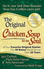Chicken Soup for the Soul 20th Anniversary Edition: All Your Favorite-ExLibrary