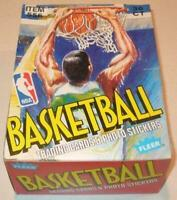 1989 Fleer Basketball Complete Your Set Pick 25 Cards From List
