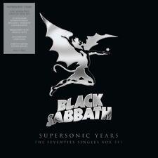 BLACK SABBATH-SUPERSONIC YEARS:THE SEVENTIES SINGLES  BOX 10VINYL LP NEW!