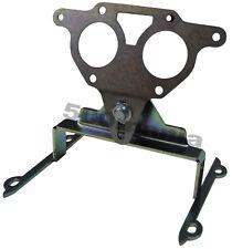 Supporto per carburatore doppio corpo orizzontale Solex 32 e 35 per Fiat 500/126