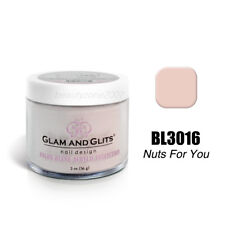 Glam and Glits Color Blend Nail Powder BL3016 - Nuts For You 2oz