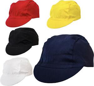 New Retro Cycling Cap Sport Hat Bicycle Visor Hat Riding Road Bike Headbands