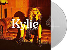 KYLIE MINOGUE LP GOLDEN Limited Edition CLEAR VINYL Album 2018 SEALED IN STOCK