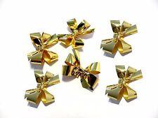 Mini geschenkschleifen auto-adhésif, fertigschleife, noeud pour cadeaux