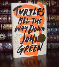 Turtles All The Way Down Signed by John Green New Hardcover 1st Ed/Print