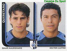 300 MALDONADO / CASTRO FC.QUERETARO MEXICO STICKER SUPERFUTBOL 2009 PANINI