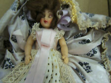 "Vintage ""Dolls of all Nations"" Unknown Identity Doll  USA AUC"