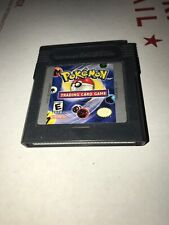 Nintendo GameBoy Pokemon Trading Card Game No Battery Authentic Only