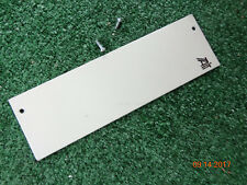 "Tait Radio Repeater Blank Panel 2 1/4"" x 7 1/2""  T855.25  FAST FREE SHIPPING A37"