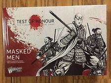 Test of Honour: Masked Men