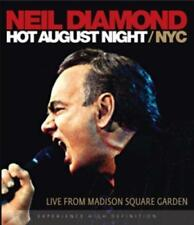 Neil Diamond - Hot August Night/NYC, Live From Madison Square Garden, Blu-ray !!