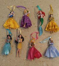 Disney Store Disney  Princess Ornaments Set Lot